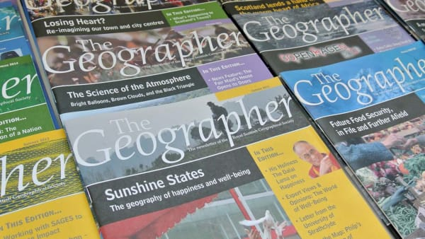 Read: The Geographer